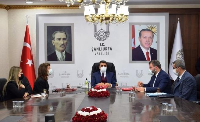 ŞURKAV ve CARE Türkiye temsilciliği arasında protokol imzalandı