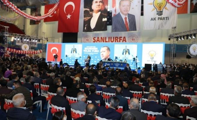 AK Parti Şanlıurfa İl Yönetim Kurulu listesi belli oldu!