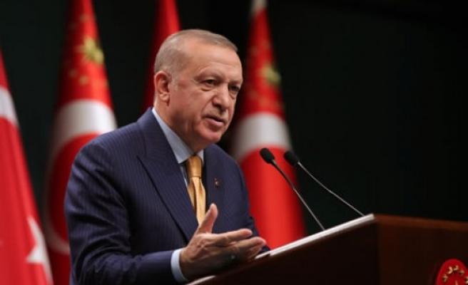 Cumhurbaşkanı açıkladı: Kademeli normalleşme süreci başlıyor