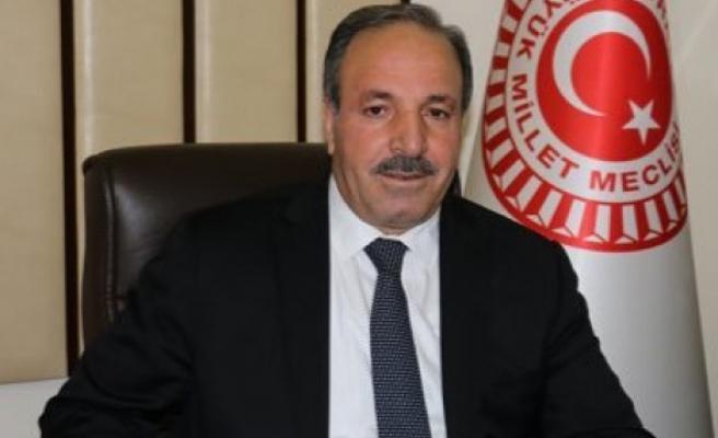 Milletvekili Özcan teşekkür etti