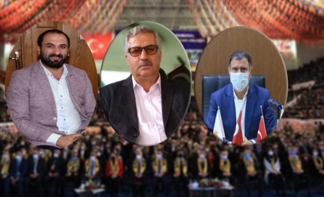 AK Parti Şanlıurfa'da yeni yönetim sonrası istifalar!