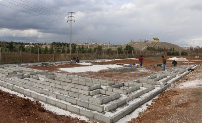Organik Tarım ve Üretim Merkezinin yapımına başlandı