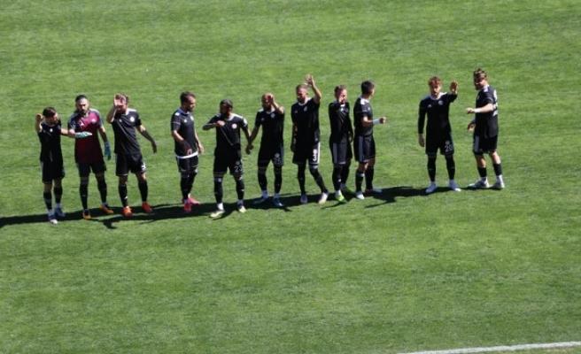 Karaköprü Belediyespor :0 Bursa Yıldırımspor :0