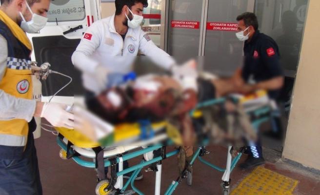 Tel Abyad'ta Suriye Milli Ordusu'na saldırı: 2 ölü, 7 yaralı