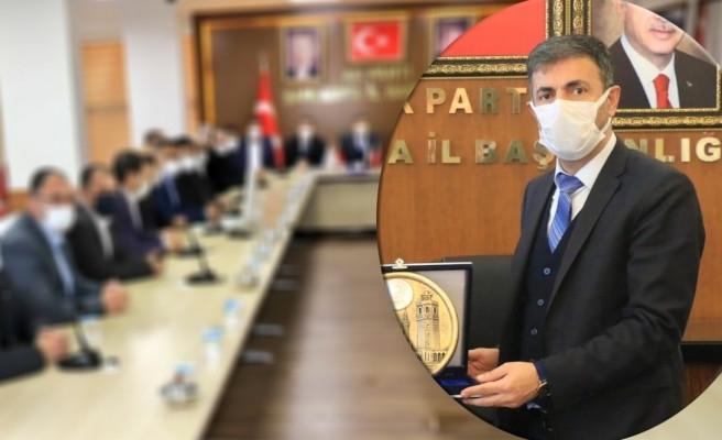 Kim hangi görevde? İşte AK Parti Şanlıurfa Yürütme Kurulu-EK