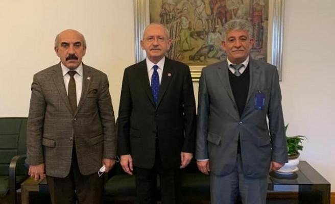 Kılıçdaroğlu'na Şanlıurfa'nın sorunları iletildi
