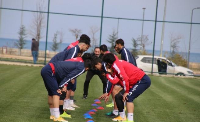 Şanlıurfaspor Trabzon'da puan arıyor