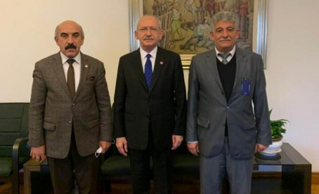 CHP Eyyübiye İlçe Başkanını belirledi