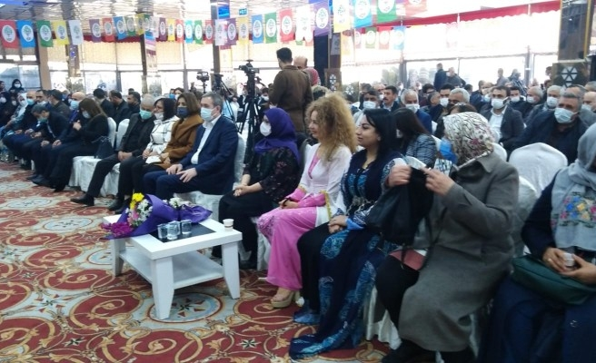 HDP Şanlıurfa İl kongresi gerçekleşti