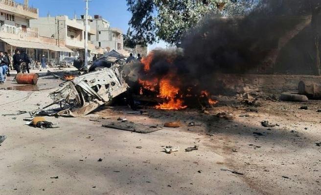 Şanlıurfa sınırında bomba yüklü araçla saldırı: 2 ölü, 7 yaralı!