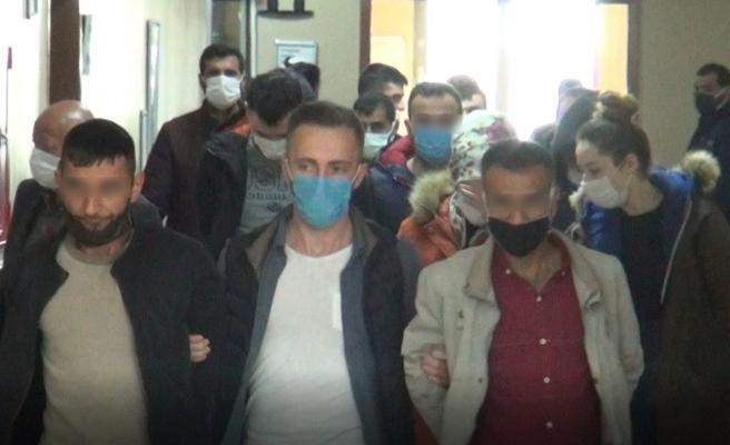 Şanlıurfa'da şafak operasyonu: 20 gözaltı (EK)