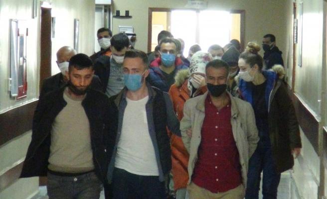 Şanlıurfa'da polis baskını: Gözaltılar var