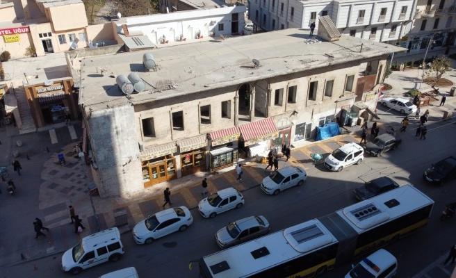 Şanlıurfa'daki tarihi konak turizme kazandırılacak