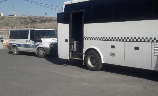 Şanlıurfa'da Afgan uyruklu 9 kişi yakalandı