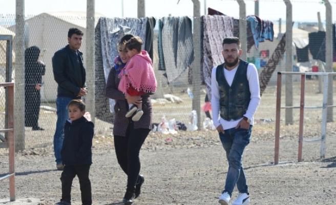 Şanlıurfa'daki Suriyeli sayısı belli oldu
