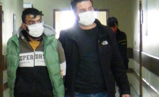 Şanlıurfa'da hırsızlık operasyonu: 2 gözaltı