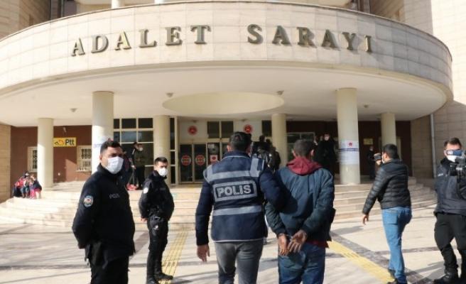Şanlıurfa'da 9 şahıs gözaltına alındı