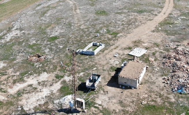 Şanlıurfa'da elektrik kaçağına 'drone'lu önlem