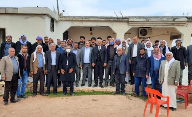 Viranşehir'de 3 yıllık husumet sona erdi