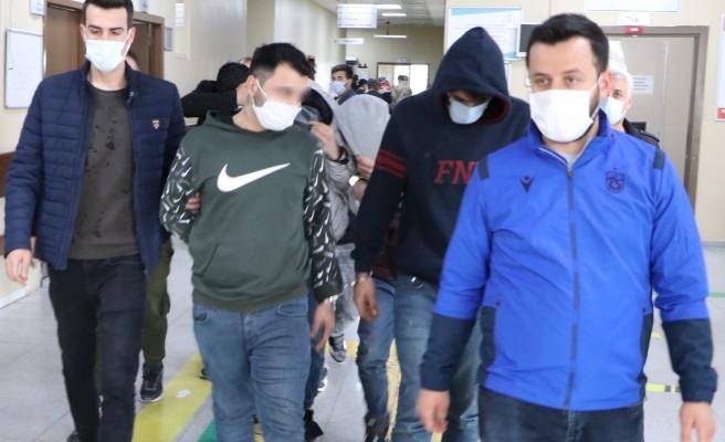 Şanlıurfa'da 'torbacı' operasyonu:6 gözaltı