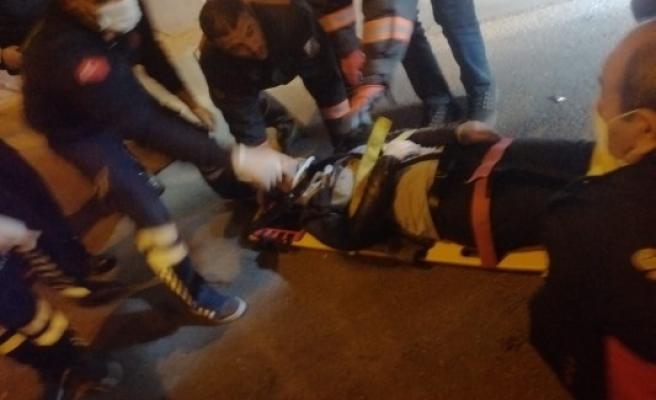 Şanlıurfa'da otomobil takla attı: 1 yaralı