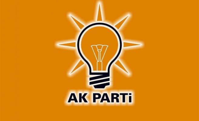 AK Parti Karaköprü yürütme kurulu belli oldu