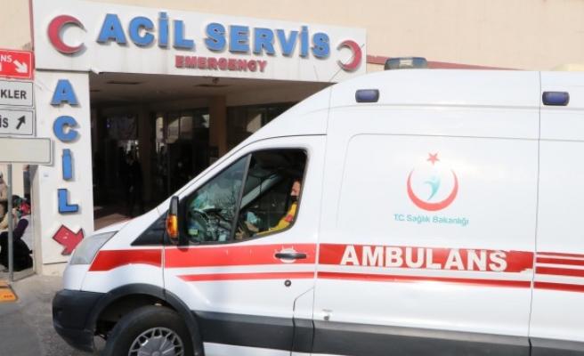 Eyyübiye'de kavga: 3 yaralı