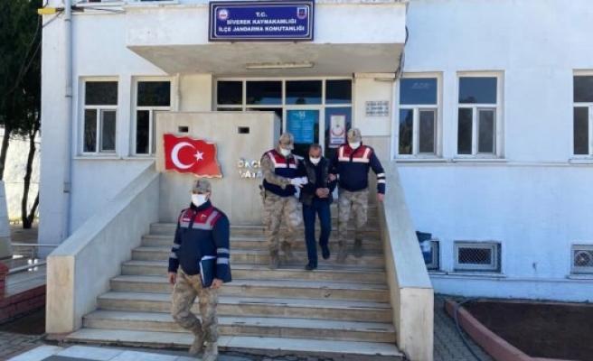 Urfa'da hırsızlar suçüstü yakalandı