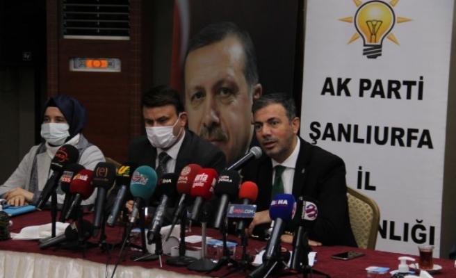 Kırıkçı'dan şehir hastanesi açıklaması