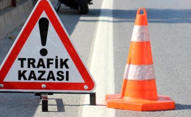 Birecik'te trafik kazası: 3 yaralı