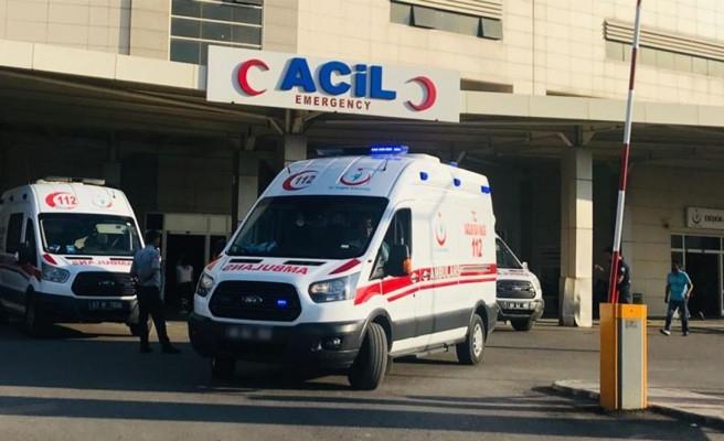 Şanlıurfa'da kavgayla ilişkisi olmayan vatandaş yaralandı