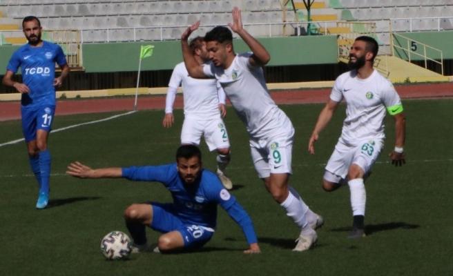 2. Lig Beyaz Grup'ta küme düşme hattı kızıştı