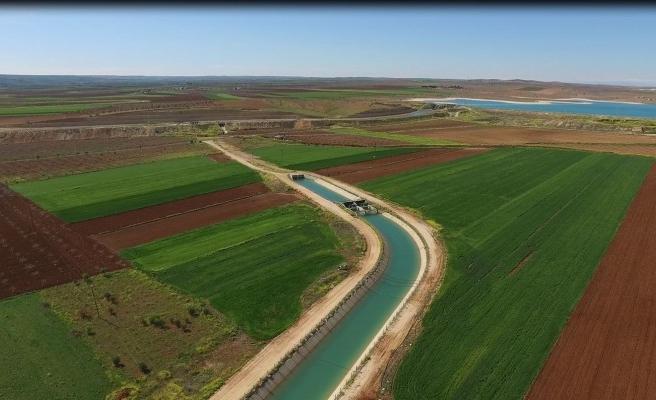 Suruç Sulama Projesi, 190 Bin kişiye istihdam sağlayacak