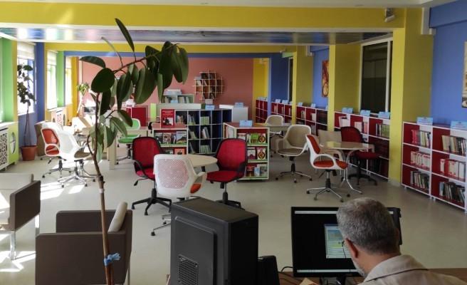 Şanlıurfa'da okullar yeni kütüphanelerine kavuştu