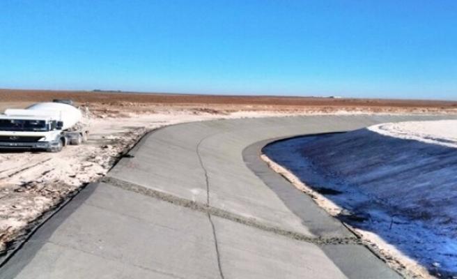 Viranşehir Pompaj Sulaması ile 220 bin 120 dekar arazi sulanacak