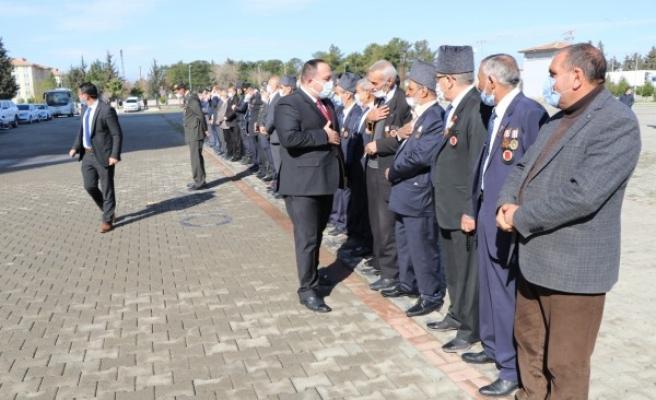 Viranşehir'de Çanakkale Zaferi törenle kutlandı