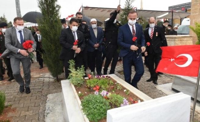 Şanlıurfa'da Çanakkale Zaferi'nin yıl dönümü kutlandı