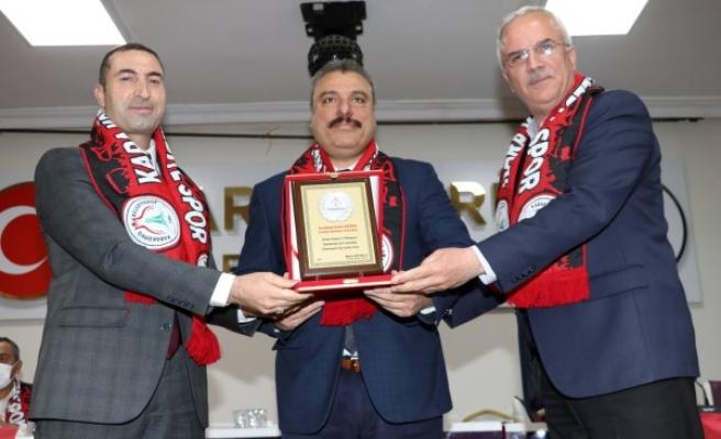 Karaköprüspor'da yeniden Mustafa Aslan dönemi başladı