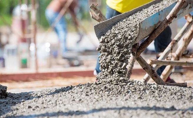Müteahhitlerden beton zammına tepki