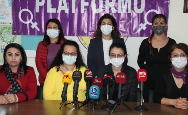 Urfa İl Kadın Platformu, Suriyeli kadınların sorunlarına dikkat çekti