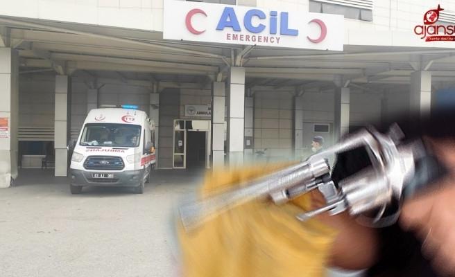 Şanlıurfa'da silah kazası!