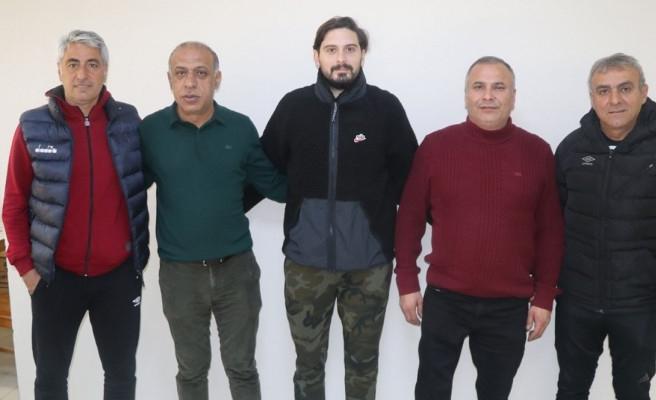 Viranşehir Belediyespor Caner'le anlaşma sağladı