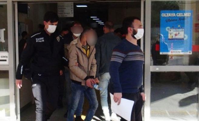 Şanlıurfa'da terör operasyonu:9 gözaltı