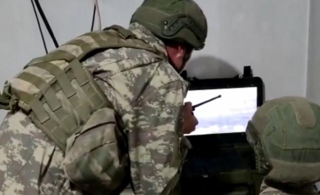 Şanlıurfa sınırında14 terörist etkisiz hale getirildi
