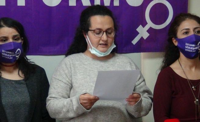 Urfa İl Kadın Platformu'ndan  'İstanbul sözleşmesi' açıklaması