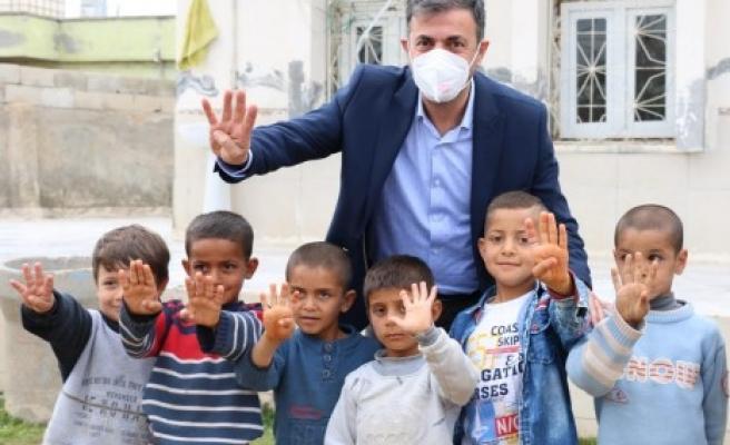 AK Parti İl Başkanı: Vazifemiz halkın içinde olmak
