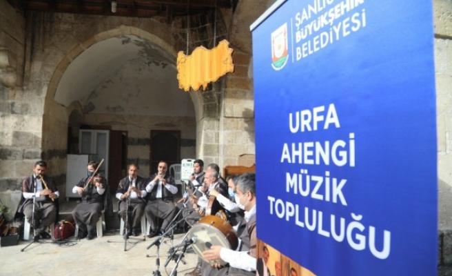 Urfa'da tarihi handa açık hava konseri düzenlenecek