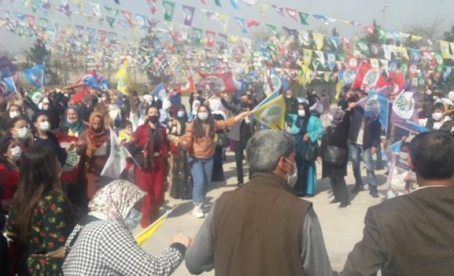 Şanlıurfa'da Nevruz kutlaması başladı