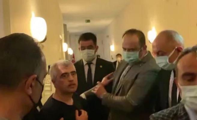 Gergerlioğlu'nun gözaltına alındığı anlar yayınlandı (EK)