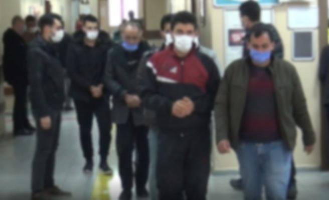 Şanlıurfa'da DEAŞ operasyonu:9 gözaltı